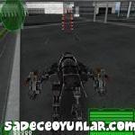 3D Mega Şehir Savaşı