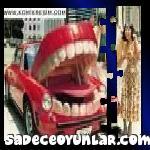 Ağzı Açık Araba Yapbozu