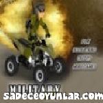Askeri motorsiklet
