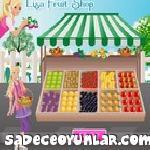 Barbie Meyve Dükkanı
