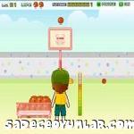 Çocuk Basket Karşılaşması