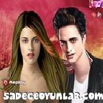 Edward ve Bella makyaj