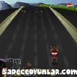 Escape motor yarışı