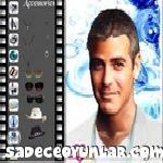 George Clooney makyaj