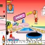 Havuzda Basket