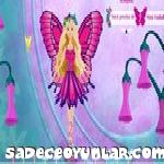 Kanatlı Barbie Topla