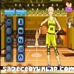 Kız Basketbolcu Makyajı