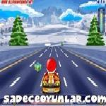 Noel baba yarışı