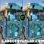 Otobüsdeki 7 Fark