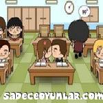 Sınıfta Öpüşme