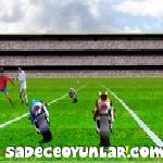 Stadyumda Yarış