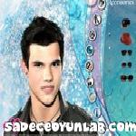 Taylor Lautner Makyaj
